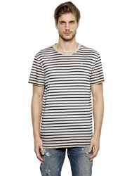 G Star Washed Organic Cotton Jersey T Shirt