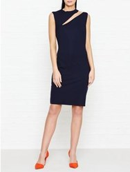 Wolford Pure Cut Dress Navy