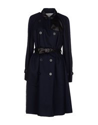 Maison Rabih Kayrouz Coats And Jackets Coats Women Dark Blue