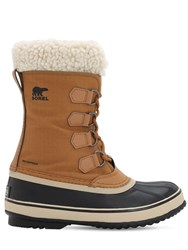 Sorel Winter Carnival Boots Camel