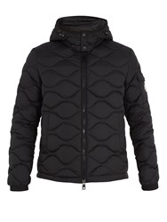 Moncler Morandieres Quilted Down Coat Black