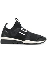 Dsquared2 Icon Logo Sneakers Black