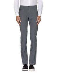 Siviglia White Trousers Casual Trousers Men Lead