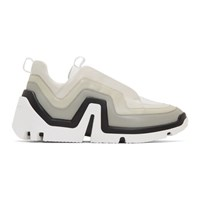Pierre Hardy White Vibe Sneakers