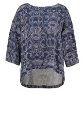 Part Two Emiela Blouse Dark Blue