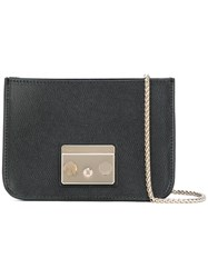 Furla Mini Shoulder Bag Black