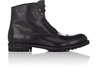 Harry's Of London Guy Leather Boots Black