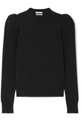 Co Knitted Sweater Black