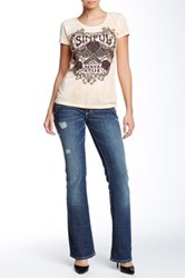 Affliction Jade Distressed Jean Blue