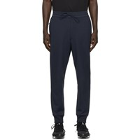 Y 3 Navy Classic Cuff Lounge Pants