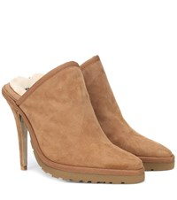 Y Project X Ugg Mules Brown