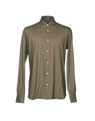 Fiorio Shirts Military Green