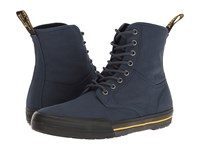 Dr. Martens Winsted Indigo Canvas Men's Boots Navy