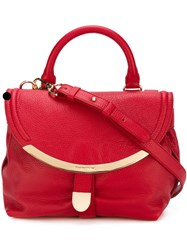 See By Chloe Small 'Lizzie' Tote Red