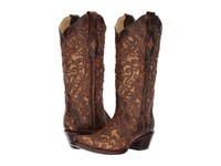 Corral Boots A3319 Brown Cowboy