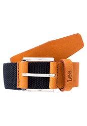 Lee New Army Belt Deep Indigo Dark Blue