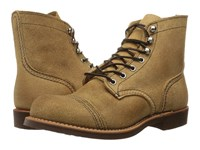 Red Wing Shoes 6 Iron Ranger Lug Hawthorne Muleskinner Men's Lace Up Boots Khaki