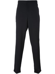 Stephan Schneider Straight Trousers Blue