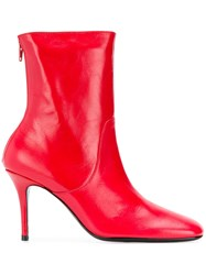 Dorateymur Town And Country Boots Red