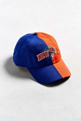 47 Brand '47 Split New York Knicks Baseball Hat Blue