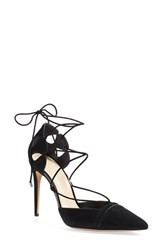 Women's Alexandre Birman 'Ginger' Lace Up Pump 4' Heel