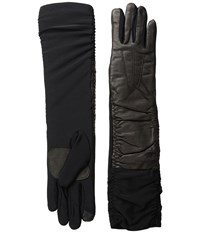 Echo Touch Long Superfit Gloves Black Extreme Cold Weather Gloves