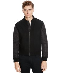 Kenneth Cole Reaction Quilted Bomber