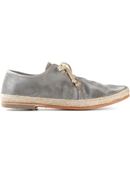 N.D.C. Made By Hand 'Maxim' Lace Up Espadrilles Grey
