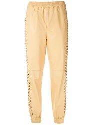 Spacenk Nk Mestico Cris Trousers Yellow