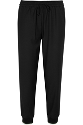 J.Crew Drapey Stretch Wool Blend Tapered Pants
