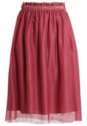 Noa Noa Aline Skirt Roan Rouge Berry