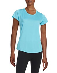 New Balance Accelerate Tee Blue