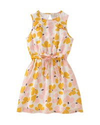 Kate Spade Floral Print Ruffle Dress Multi