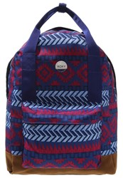 Roxy Rucksack Outlands Palace Blue Purple