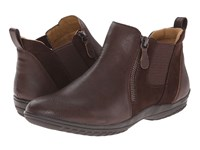 Softspots Bobbie Chocolate Coffee Women's Boots Brown