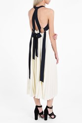 3.1 Phillip Lim Women S Long Pleated Dress Boutique1 White