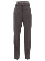 Sportmax Zama Trousers Grey Multi