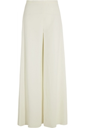 M Missoni Stretch Crepe Wide Leg Pants