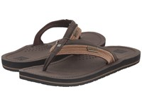 Rip Curl Ox Chocolate Men's Sandals Brown