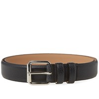 A.P.C. Paris Belt Black
