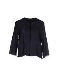 Roberto Collina Suits And Jackets Blazers Women Dark Blue