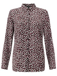 Gerry Weber Printed Shirt Black Off White
