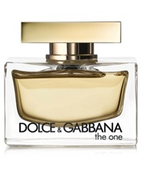Dolce And Gabbana The One Eau De Parfum 2.5 Oz