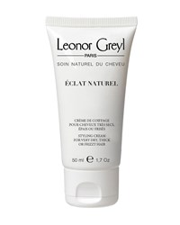Leonor Greyl Eclat Naturel Styling Cream For Very Dry Thick Or Frizzy Hair 1.7 Oz. 50 Ml