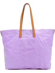 Ally Capellino Billy Tote Bag Pink And Purple