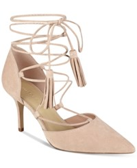 Marc Fisher Tamya D'orsay Dress Pumps Women's Shoes Blush