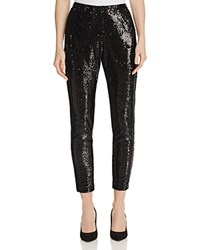 Cupcakes And Cashmere Pat Sequin Trousers Black
