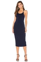 Finders Keepers Eames Dress Navy