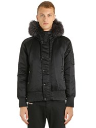 Tatras Perugia Down Jacket W Fur Trim