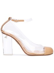 Ritch Erani Nyfc Vertigo Pumps Nude And Neutrals